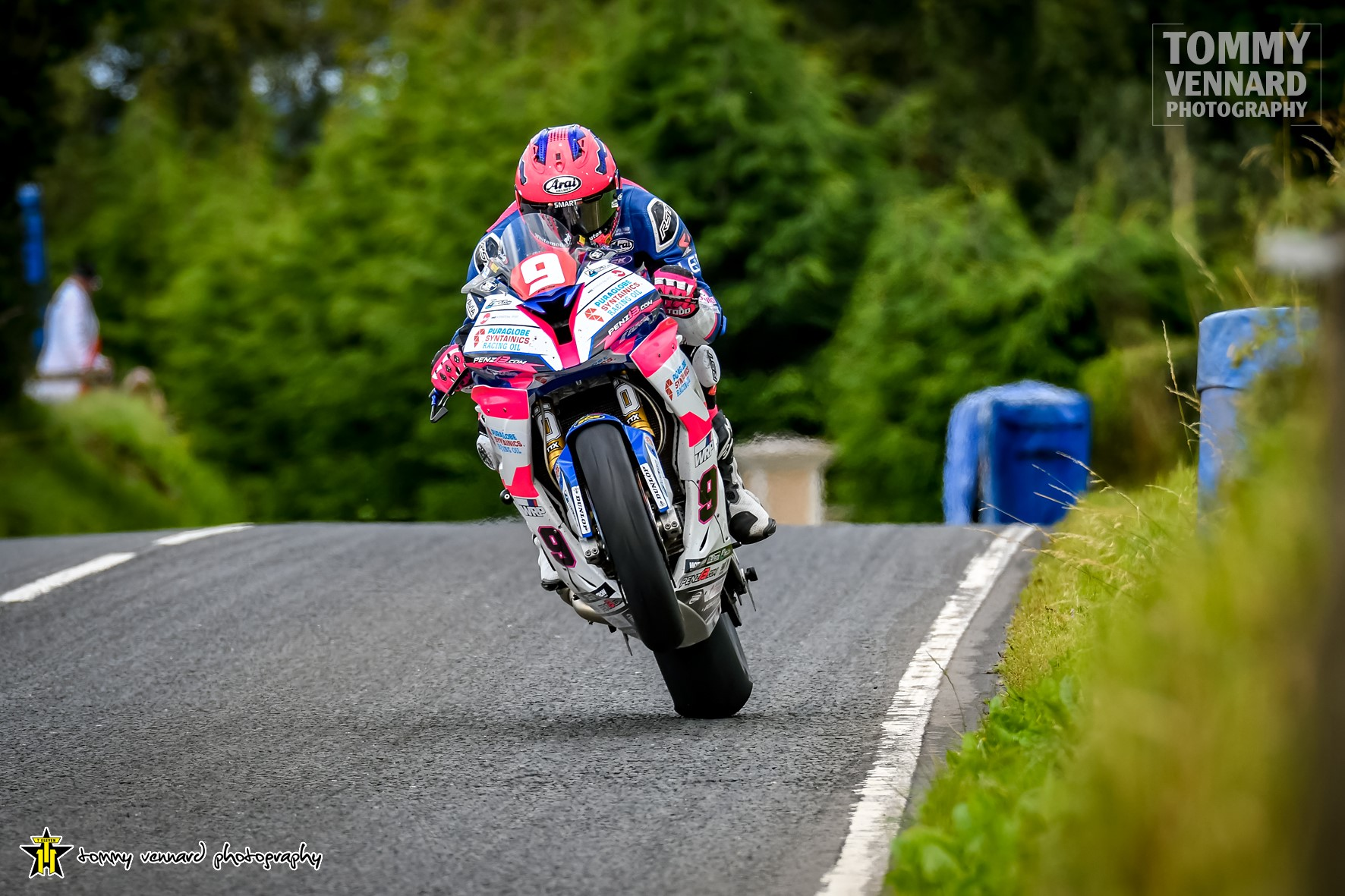 30 Rider Entry List Announced For IRRC Horice Superbike Encounters