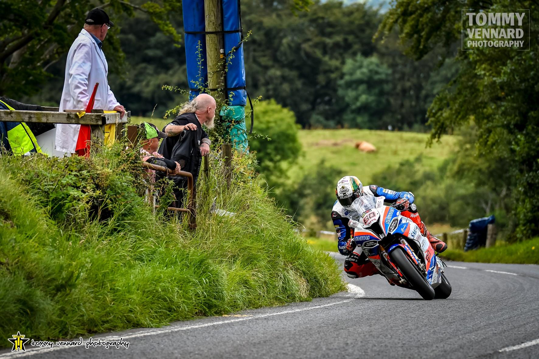 FonaCAB Ulster Grand Prix: History Maker Hickman Scoops Around A Pound Superbike Race Success