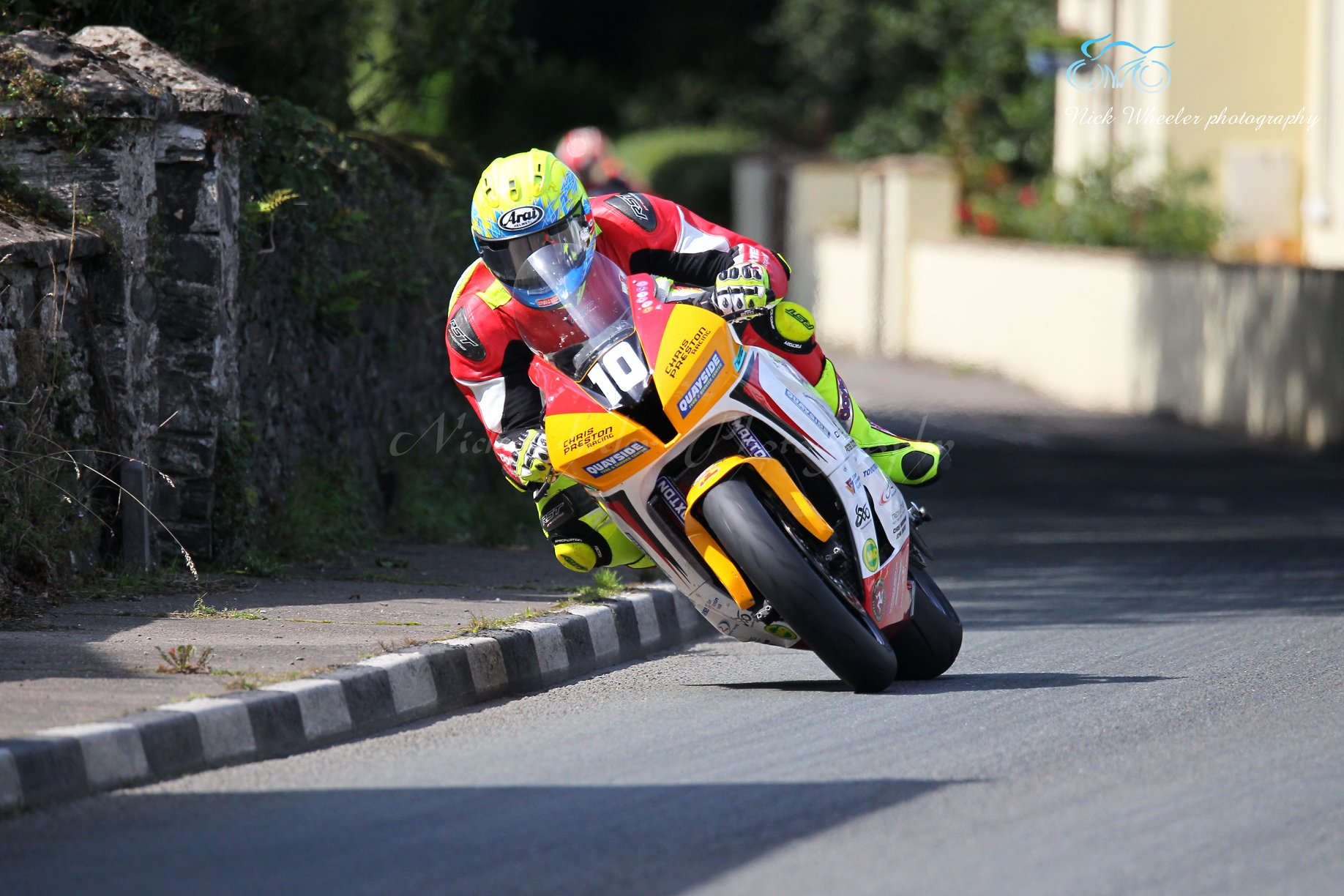 Manx Grand Prix: Harrison, Parsons, Curinga, Yves Bian Amongst Standout Saturday Afternoon Practice Exponents