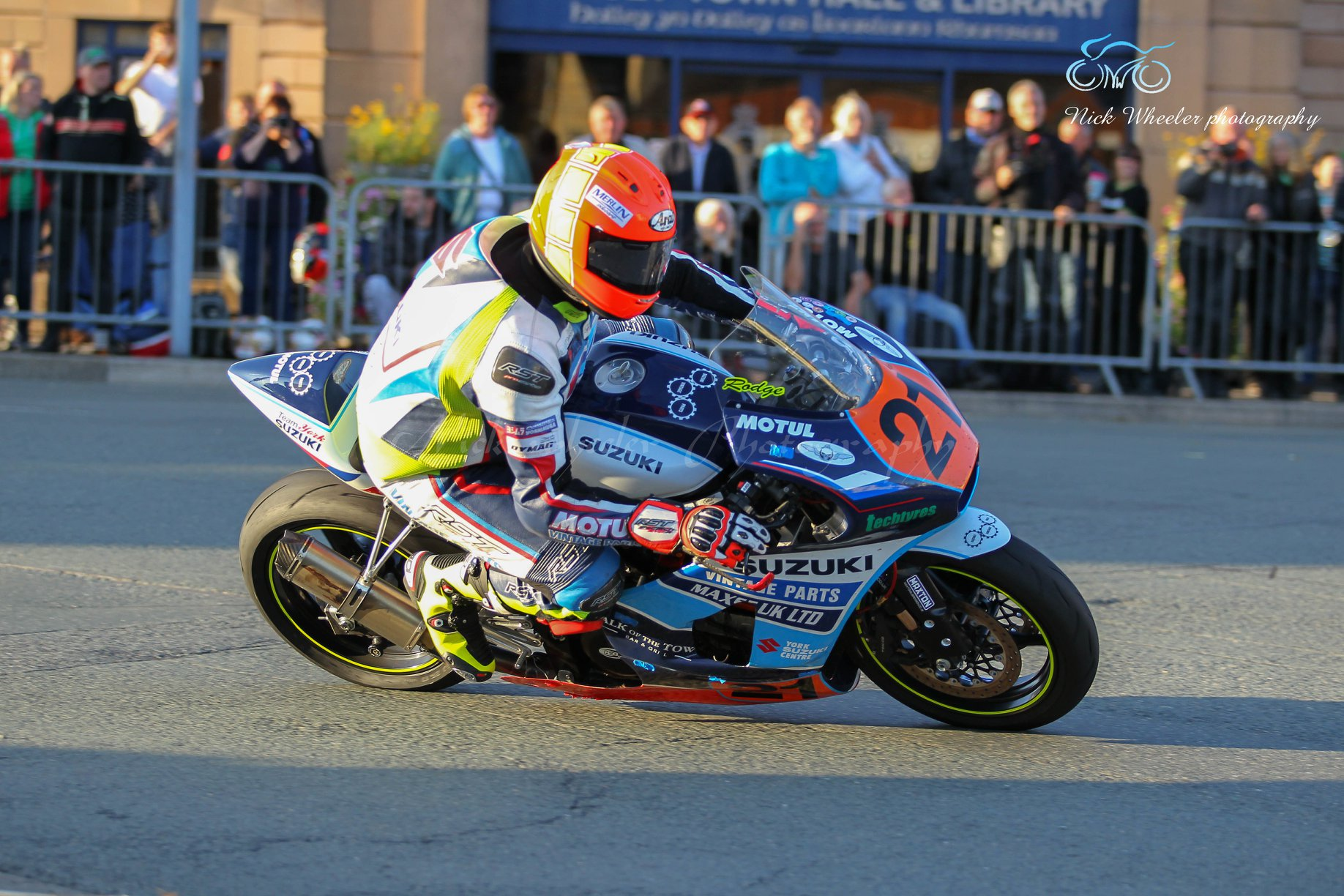 Wibberley Ends Manx GP Career In Style