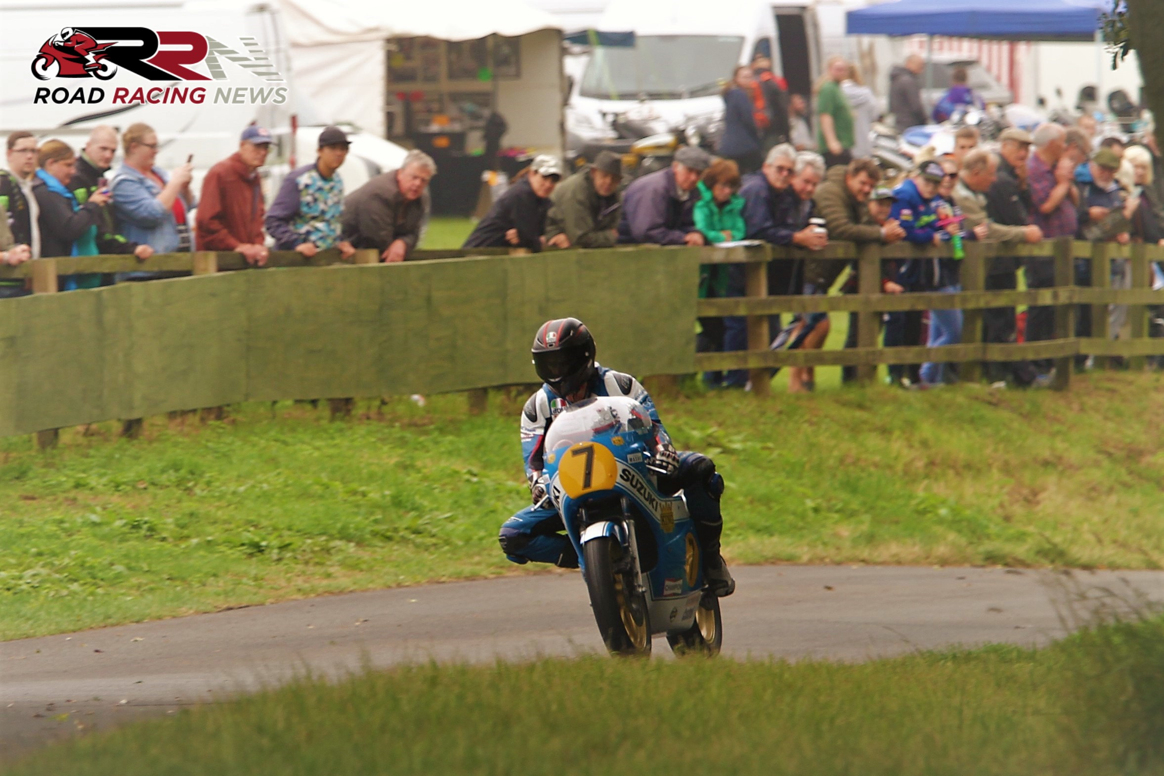 Oliver's Mount Top 8: Jamie Whitham