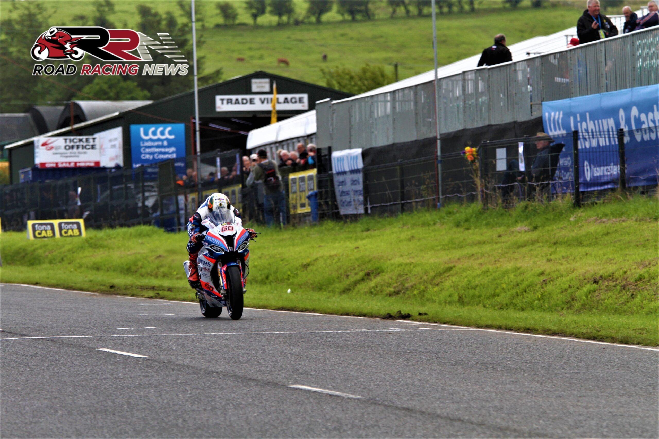 FonaCAB Ulster Grand Prix: Imperious Hickman Dominates Superbike Q1
