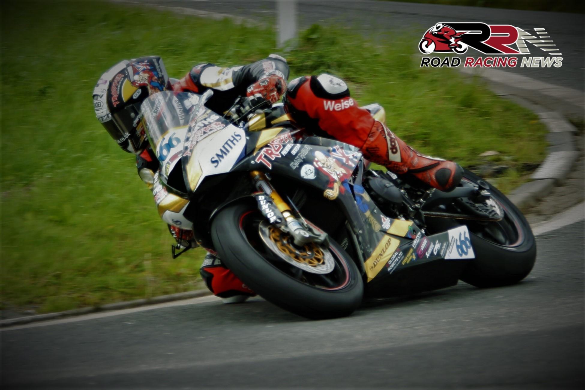 FonaCAB Ulster Grand Prix: Hickman Edges Johnston In Shoei Helmets Supersport Thriller