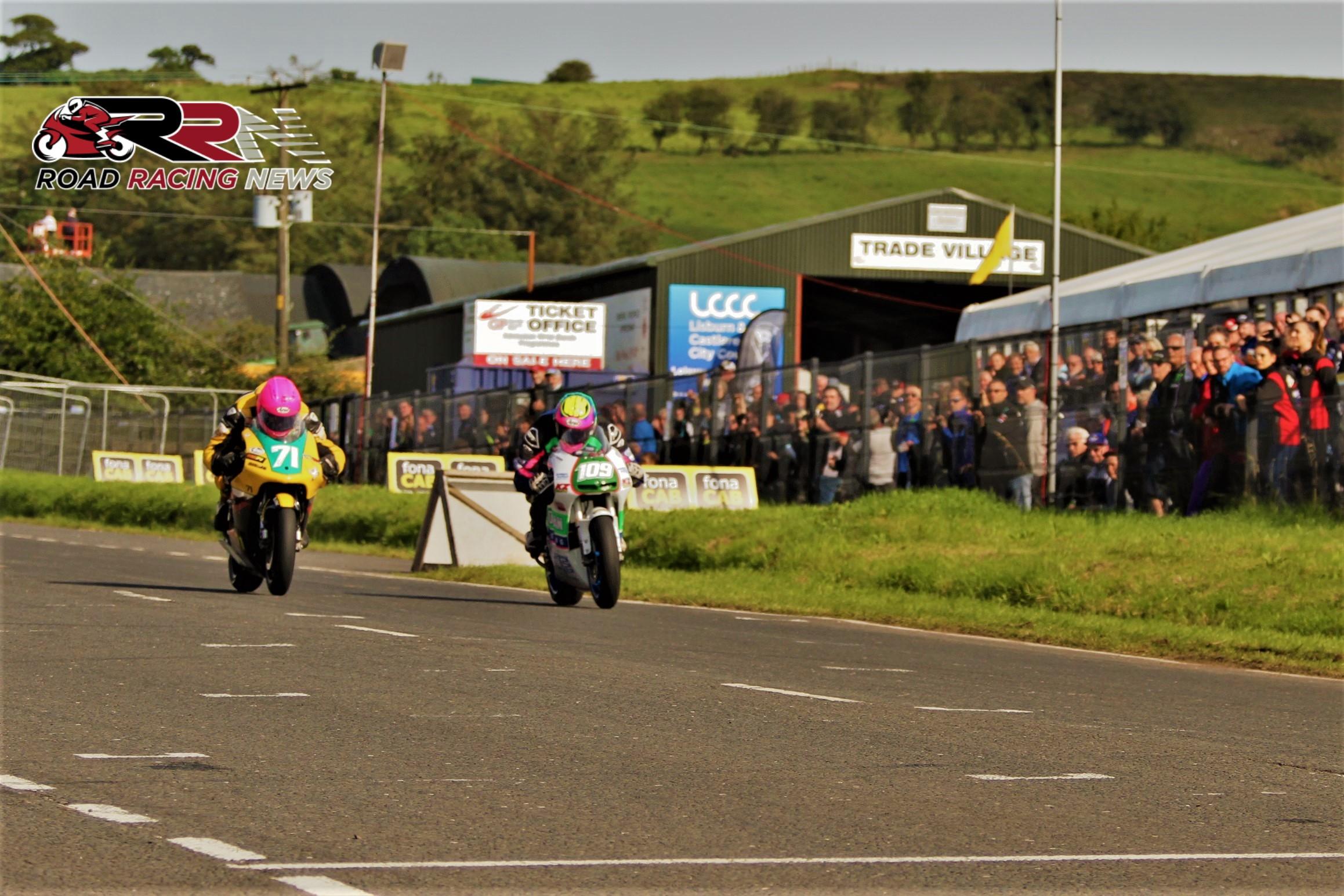 FonaCAB Ulster Grand Prix: Kernohan, Dokoupil Declared Opening Lightweight, Ultra Lightweight Race Victors