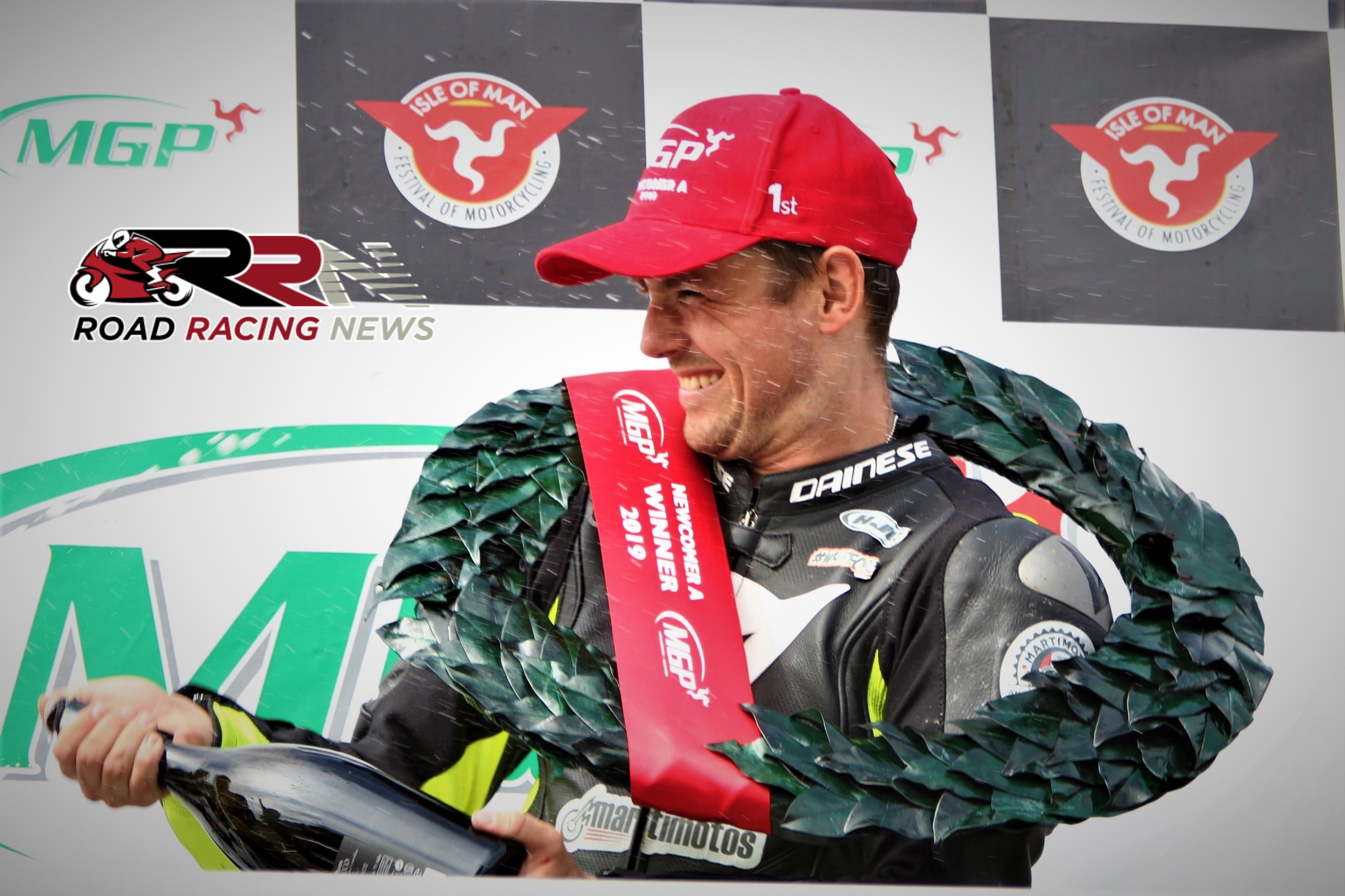 Yves Bian Takes Newcomers A Title, Becomes First French Manx GP Winner Of The 21st Century