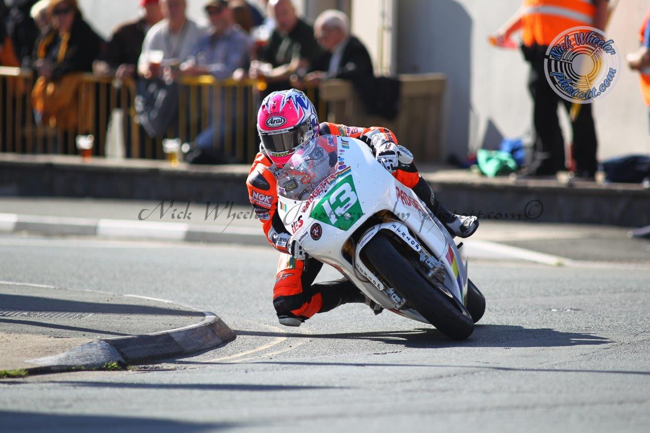 Classic TT: Todd To Carry Illustrious 1 Plate, Full List Of Seeded Lightweight Class Exponents Breaks Cover