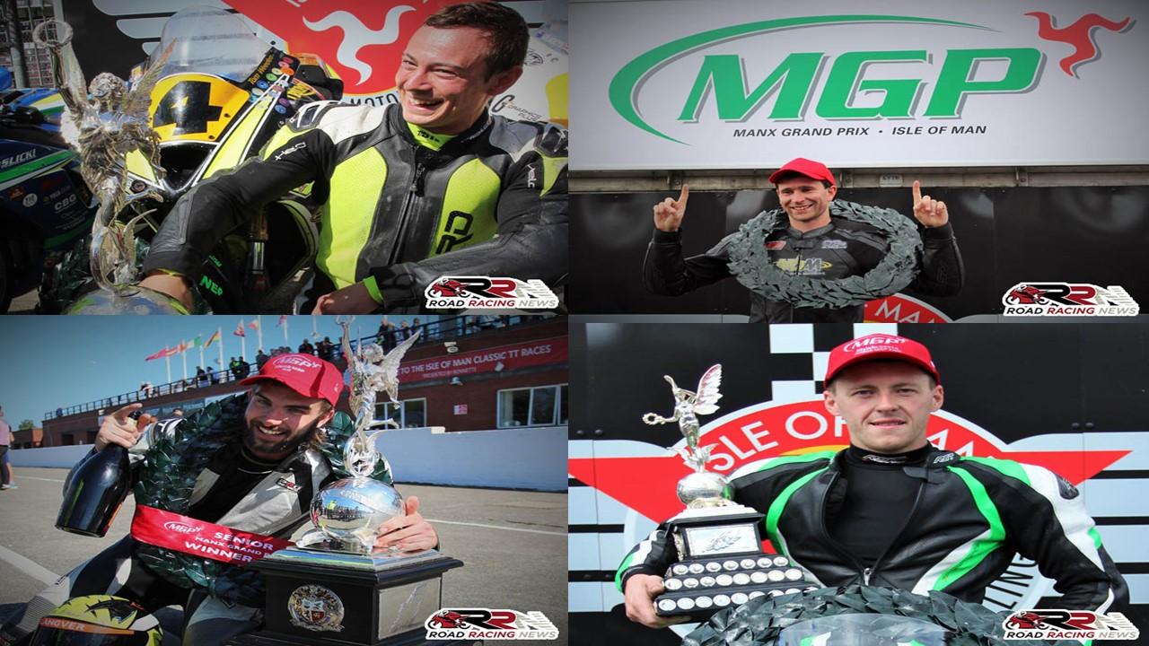 Manx Grand Prix: 140 Rostrum Finishers Thus Far In The 2010's
