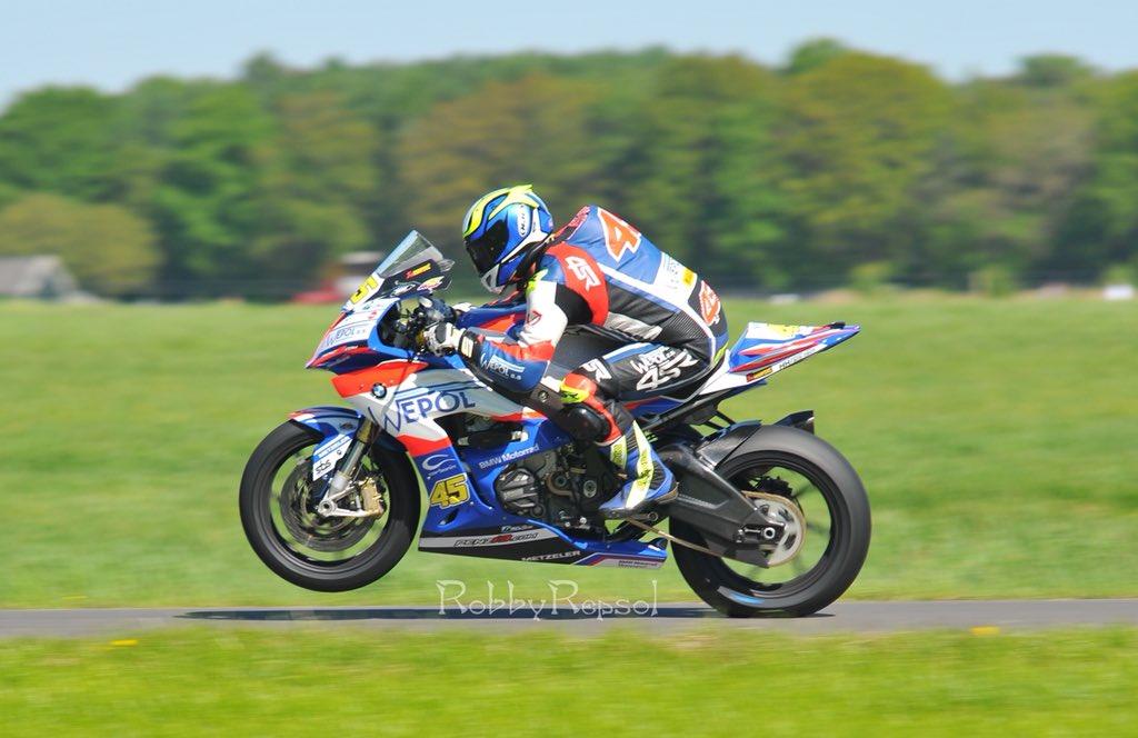 IRRC Horice: Magical Lagrive, Czech Roads Legend Cerveny Take Supersport, Superbike Qualifying Spoils