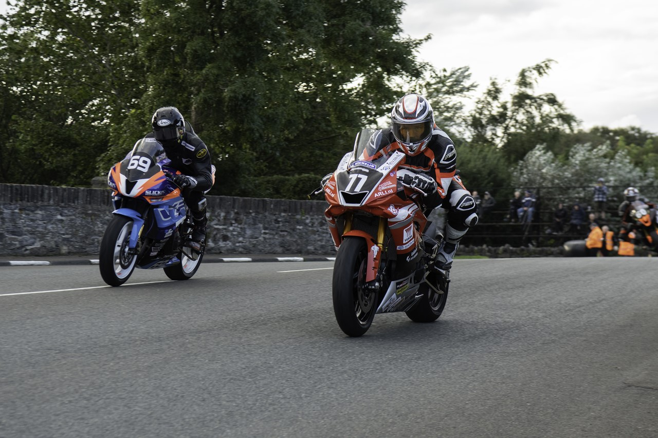 Classic TT/Manx GP: Organisers Confirm Thursday Afternoon Practice Schedule, Wednesday Evening Practice Session Abandoned