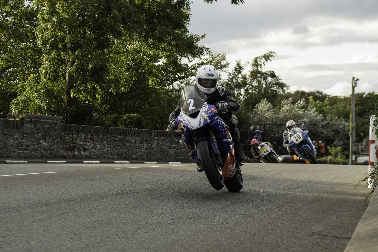 Manx Grand Prix: Impressive Form From Parsons, 29 Racers Over 110 Mph Lap Mark