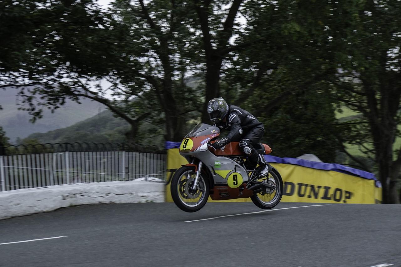 Classic TT/Manx Grand Prix: Thursday Evening Practice Round Up