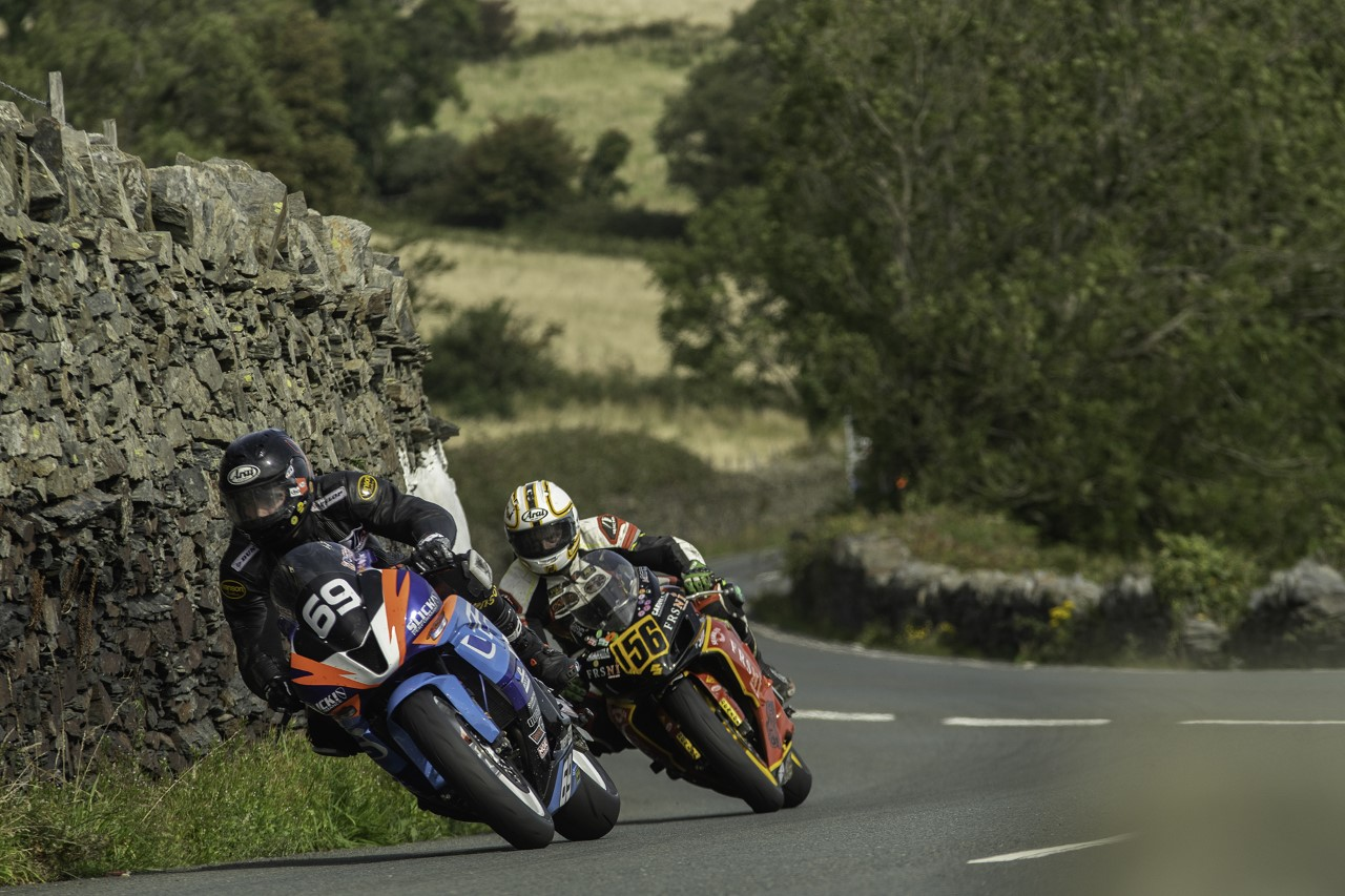 Manx Grand Prix: Thursday Race Action Confirmed Due To Impending Inclement Weather