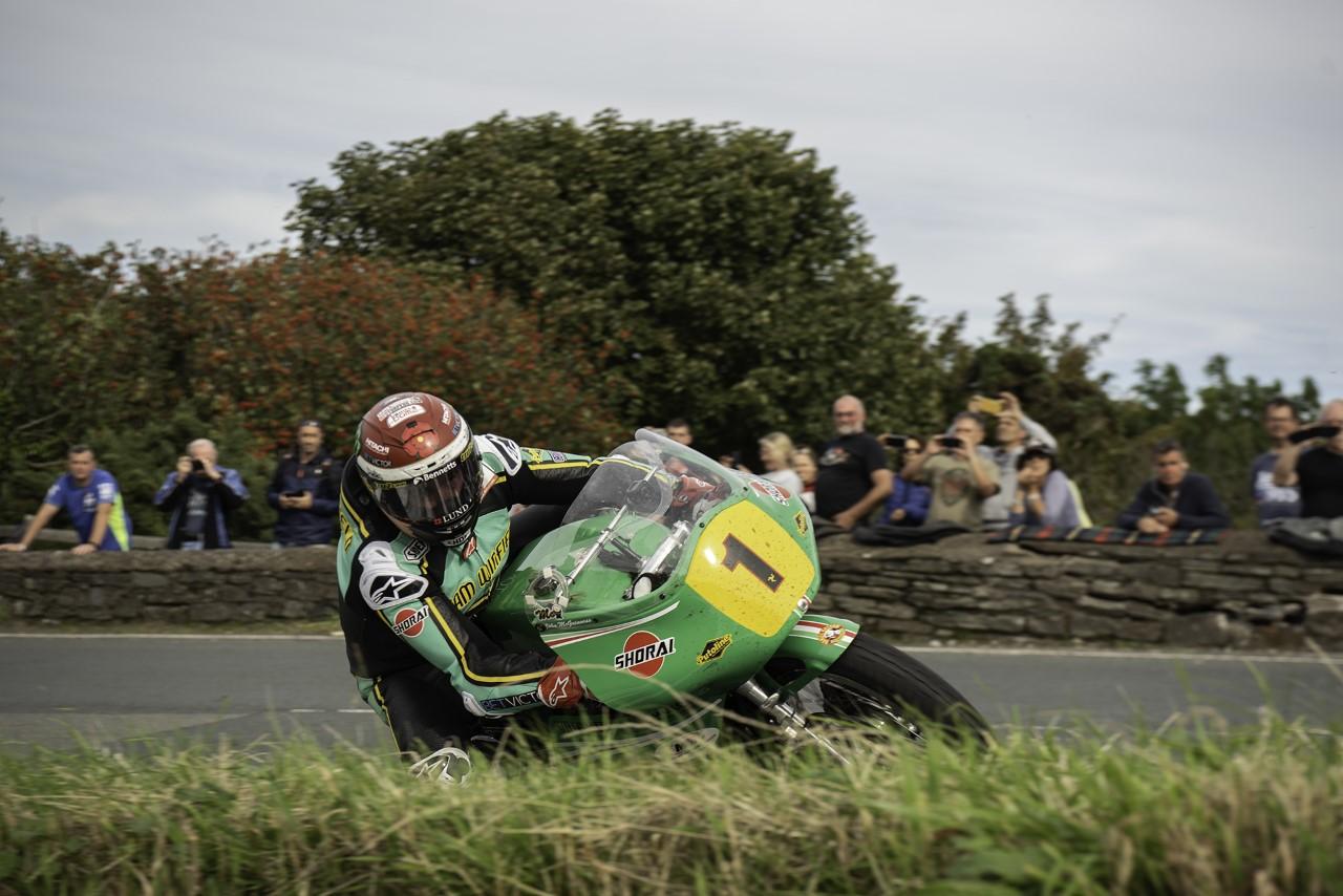 Classic TT: McGuinness Secures Third Senior Classic Crown