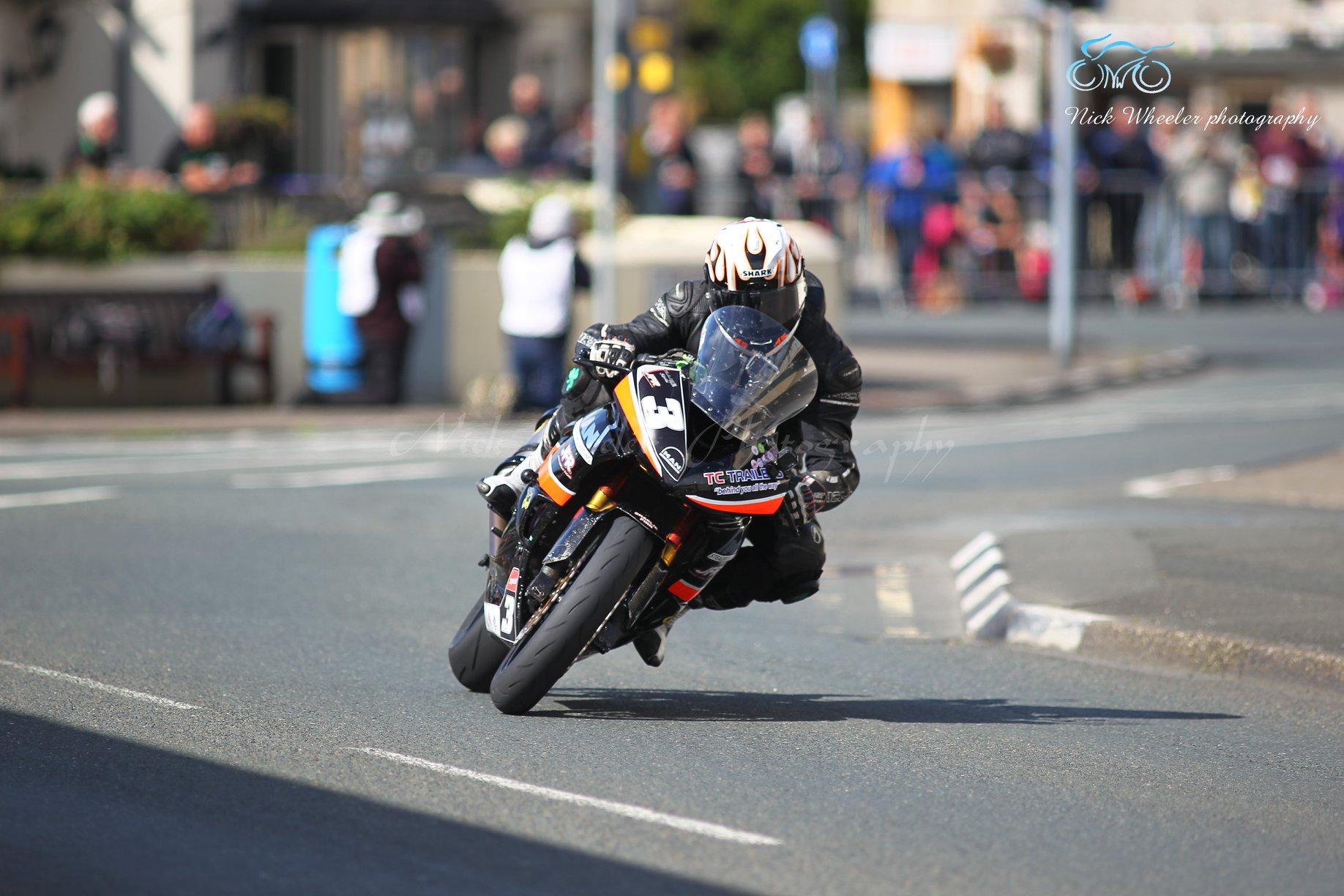 Farrell Calls Time On Prodigious Manx GP Career