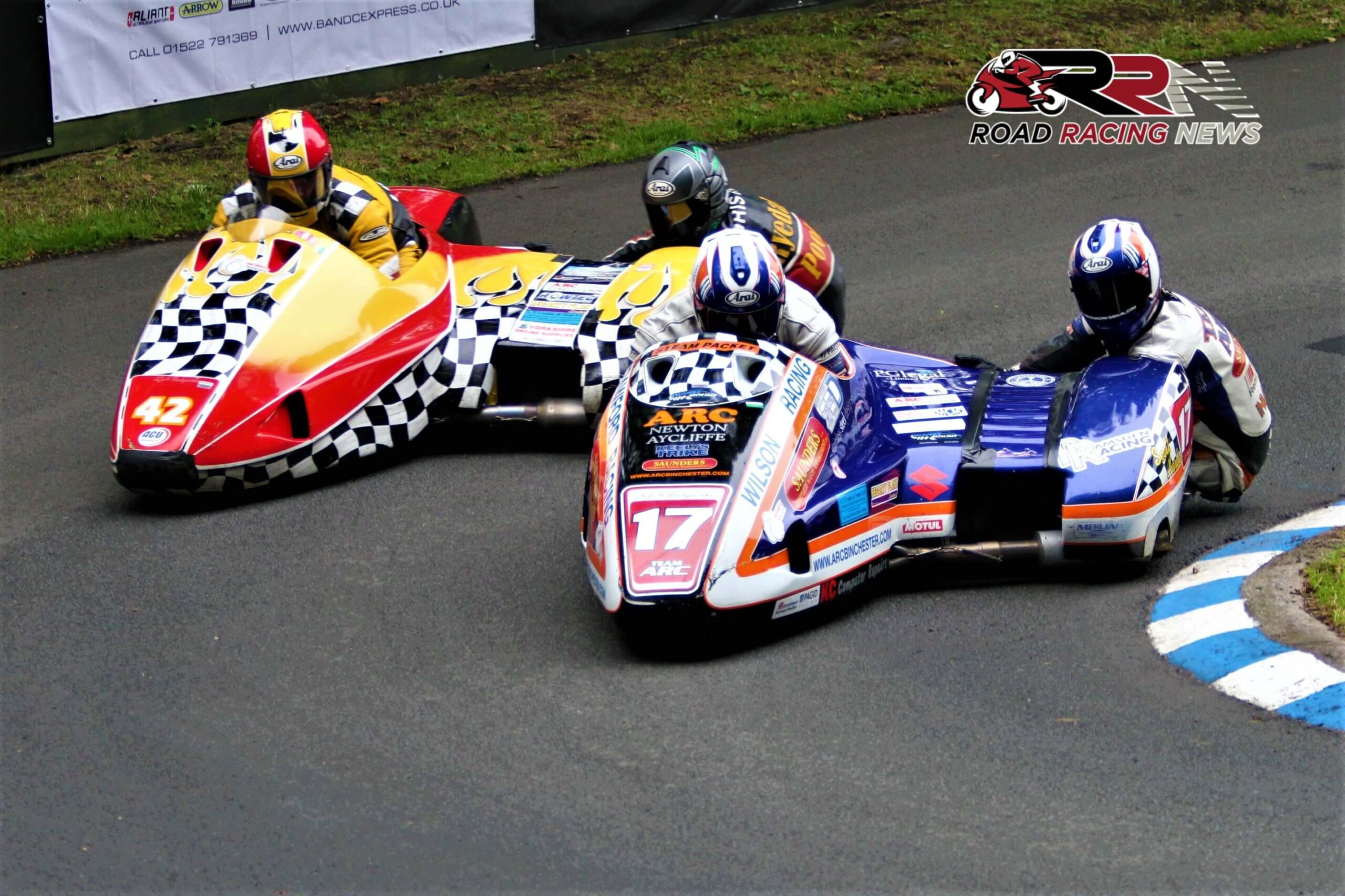 Scarborough Gold Cup Preview – Part 5 – Sidecar Races