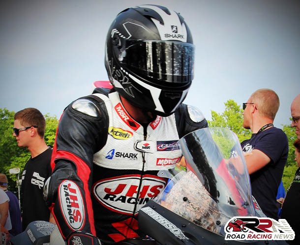 Driffield's Harrison Talks Scarborough Racing Debut, Machinery Line Up For 68th Gold Cup Meeting