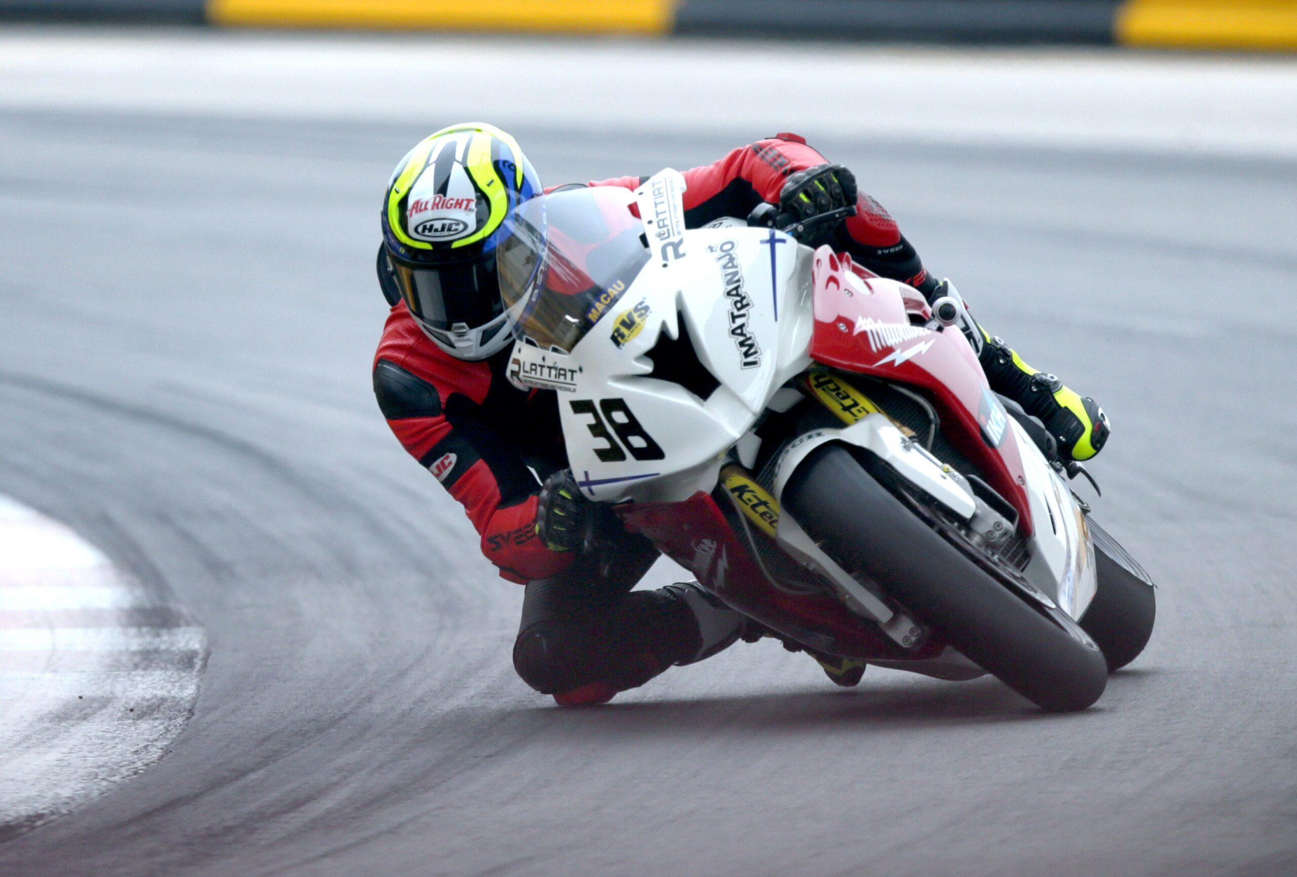 Second Macau GP Venture On Horizon For Finland's Leading IRRC Exponent