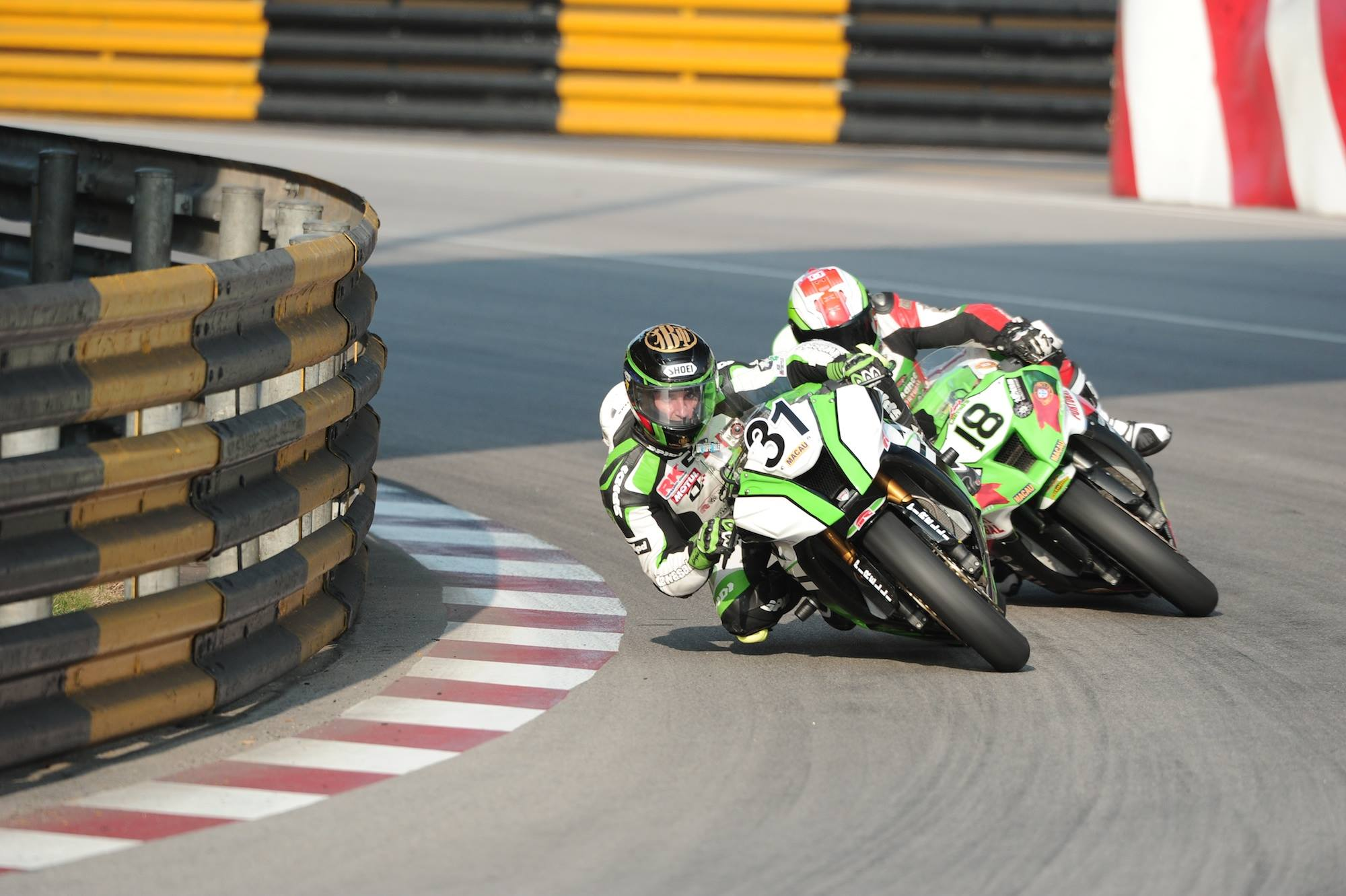 Canada's Kruger Set For First Macau GP Stint In Four Years