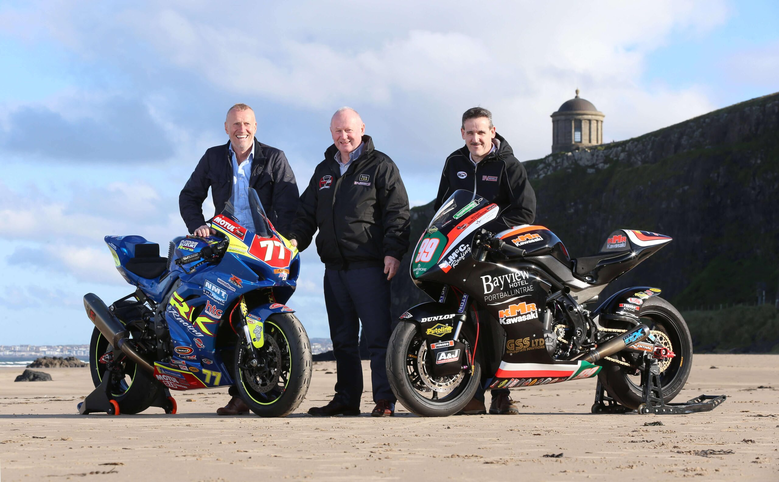 FonaCAB/Nicholl Oils Retain Title Sponsorship Reigns, Agree New 3 Year Sponsorship Agreement With NW200 Organisers
