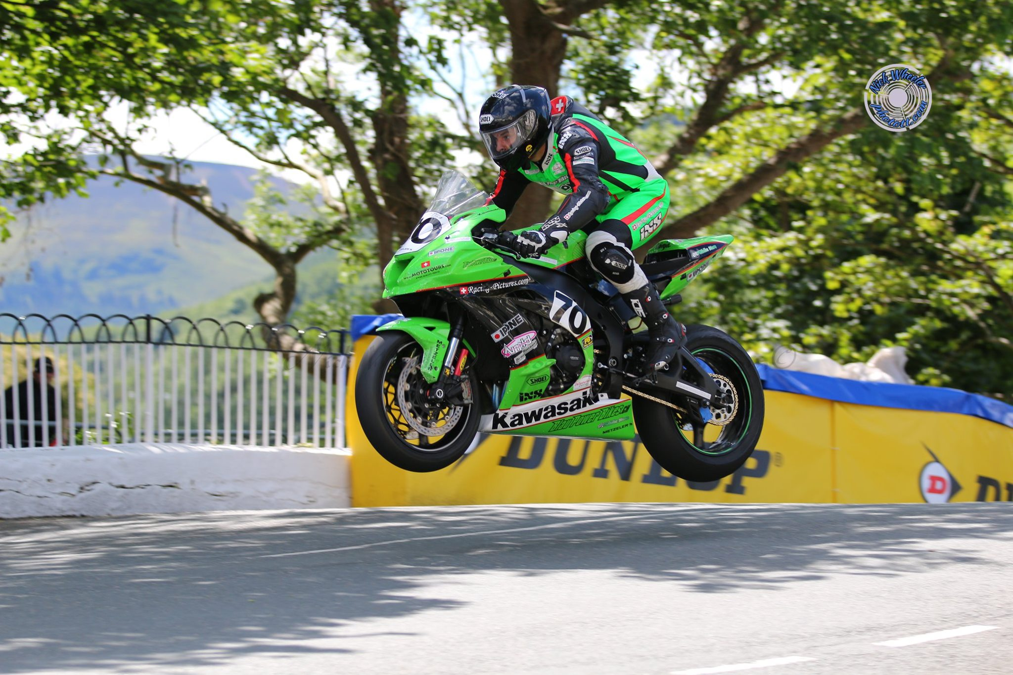 Lead Mountain Course Newcomer Of 2019, Rising Swiss Roads Force Maurer Confirms North West 200, TT Returns