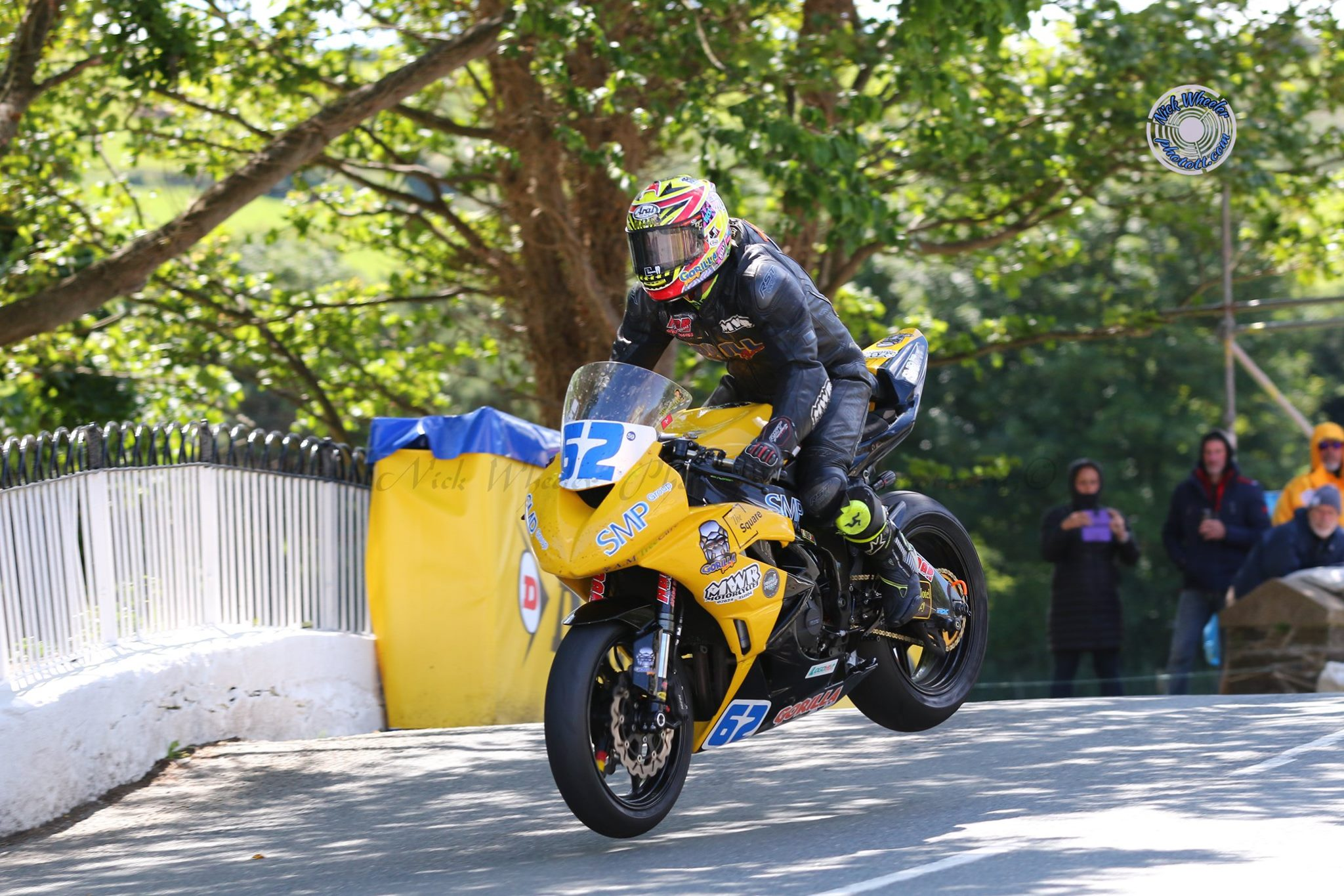 Gorilla Racing/MWR Motorcycles Squad Confirm Two Rider TT 2020 Entry