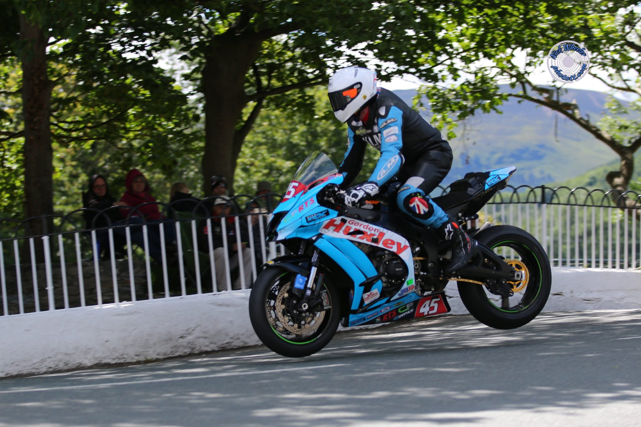 TT 2020 Latest: Perry Sticks With Gordon Huxley Racing