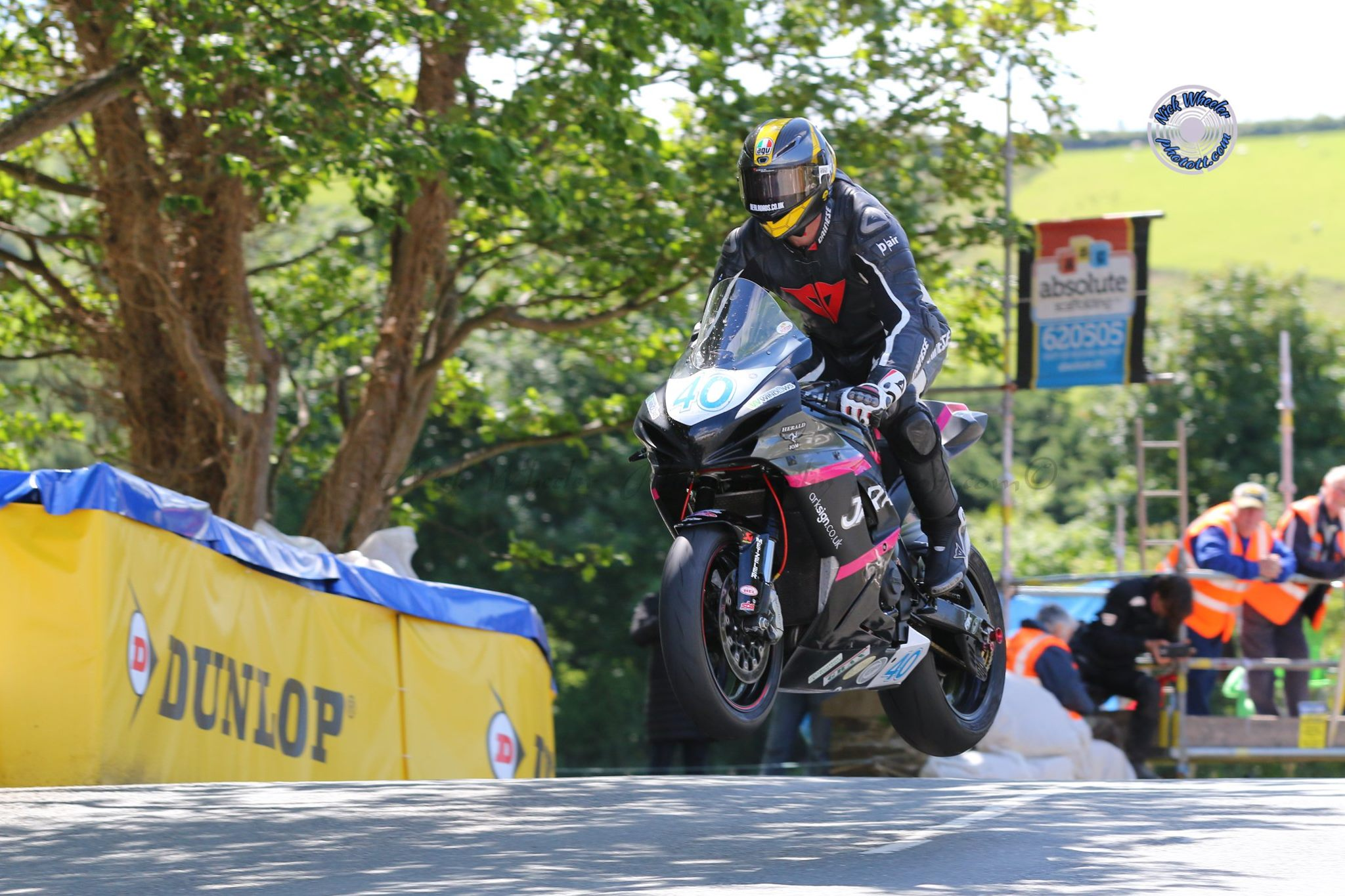 TT 2020 Latest: Multi Manx GP Rostrum Finisher Akroyd Joins Peoples Bike Team
