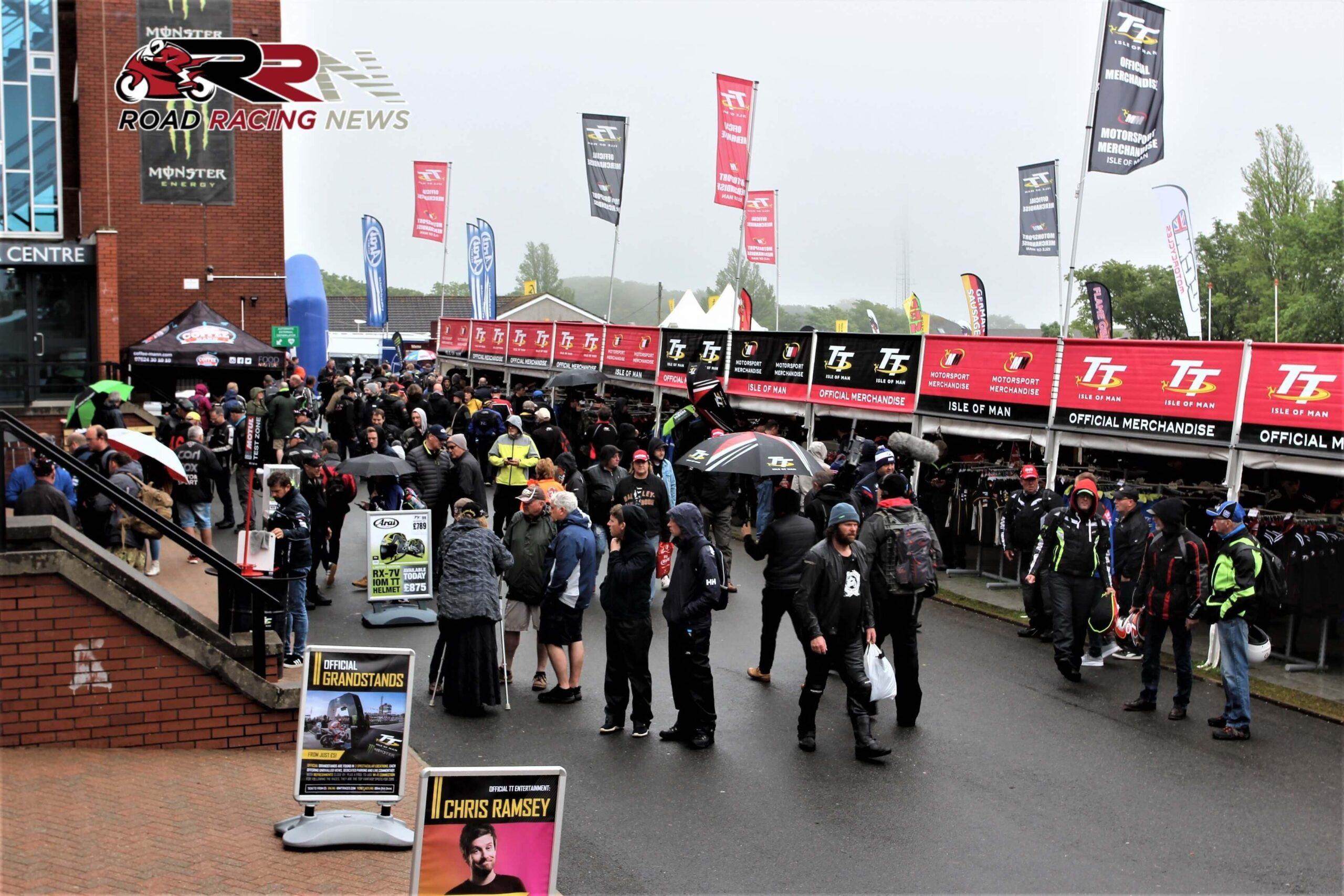 TT 2020 Latest: New Fan Park Feature Launches