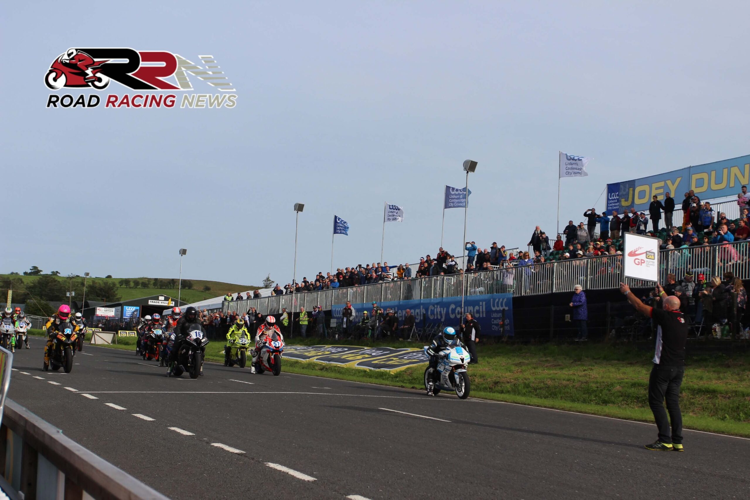 Ulster GP Clerk Of The Course Noel Johnston Issues Candid Statement About UGP's Present Situation