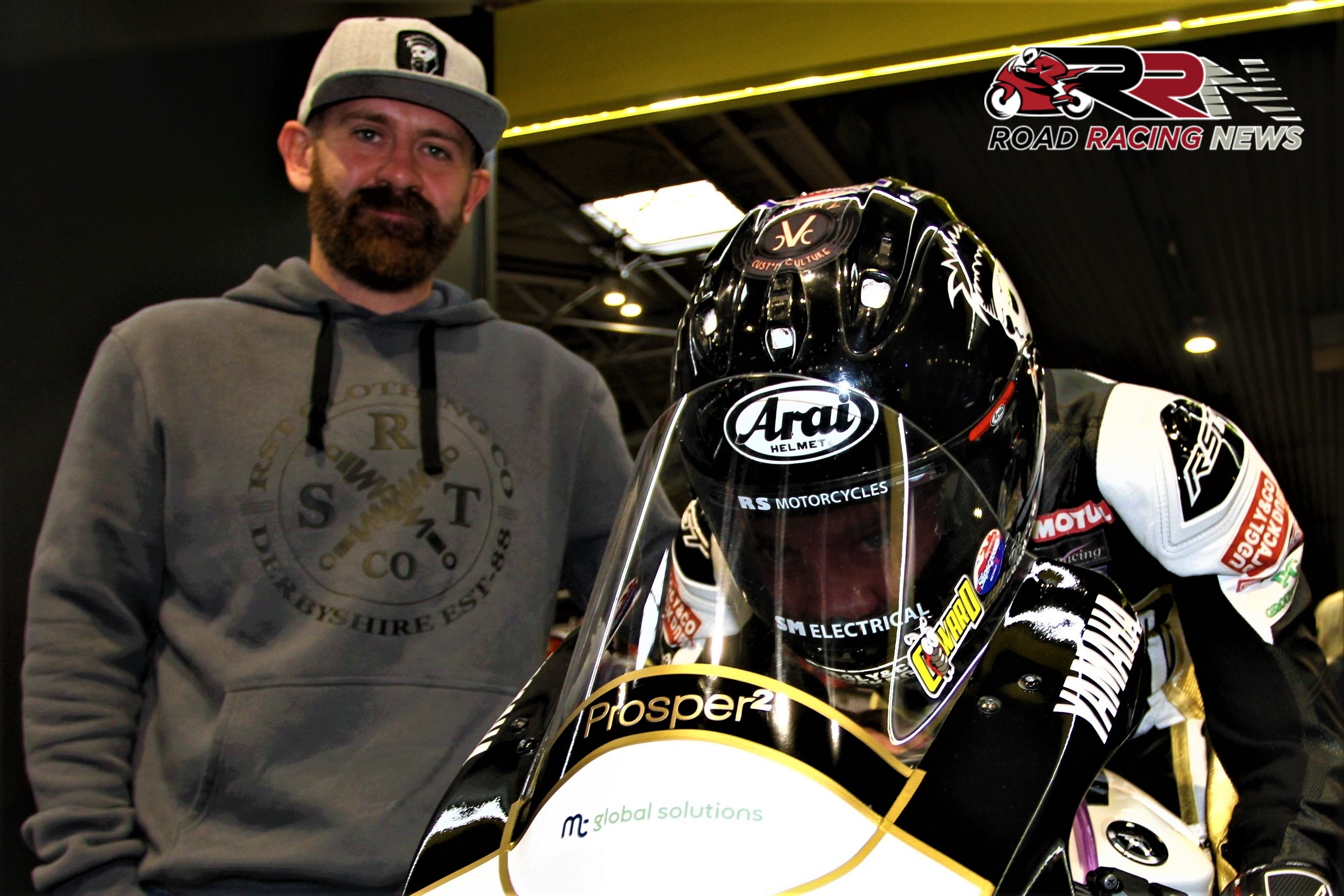 TT Privateers Champion Jamie Coward Reflects On Joining Classic TT Winners Circle, Chats 2020 Roads Plans