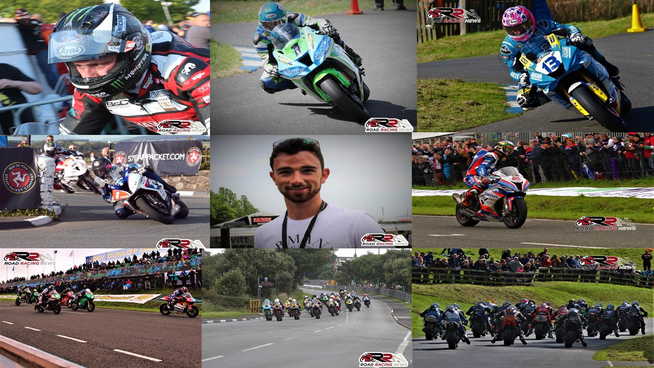 Stats: Ulster GP/Macau GP/NW200/Southern 100/Gold Cup Winners Combined 2010-2019