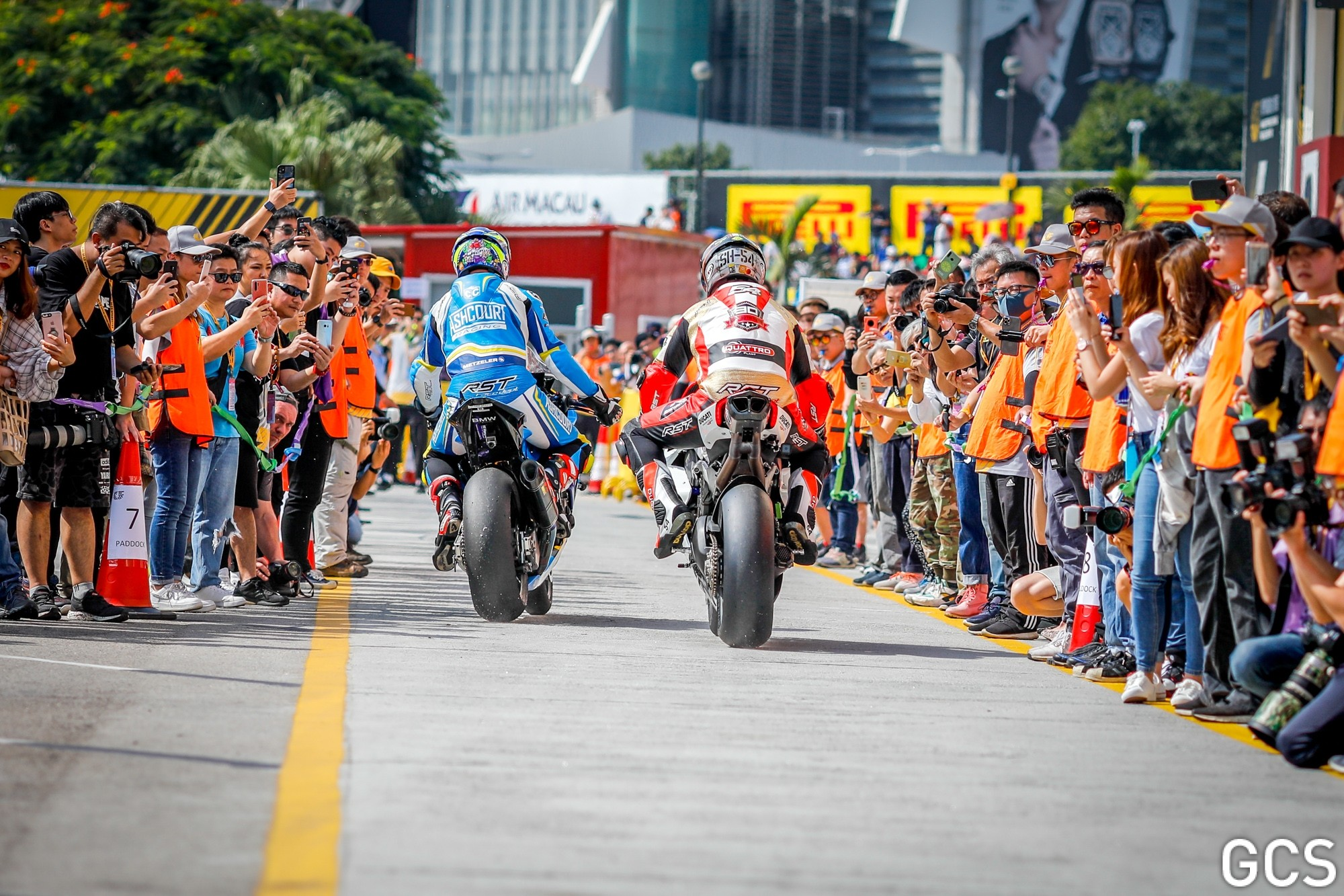Suncity Group Macau Grand Prix: Race Abandoned After Various Incidents, Red Flags