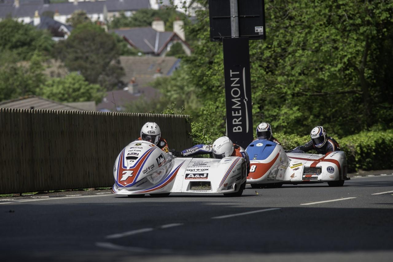 3Wheeling Backs Three Wheeling! Brand New Headline Sponsor For Sidecar TT Encounters Revealed