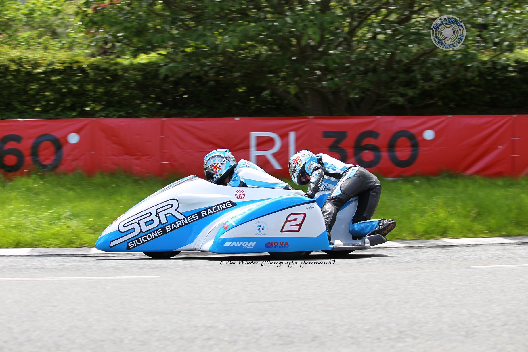 Top Six Sidecar Roads Teams Of 2019: No.2 John Holden/Lee Cain