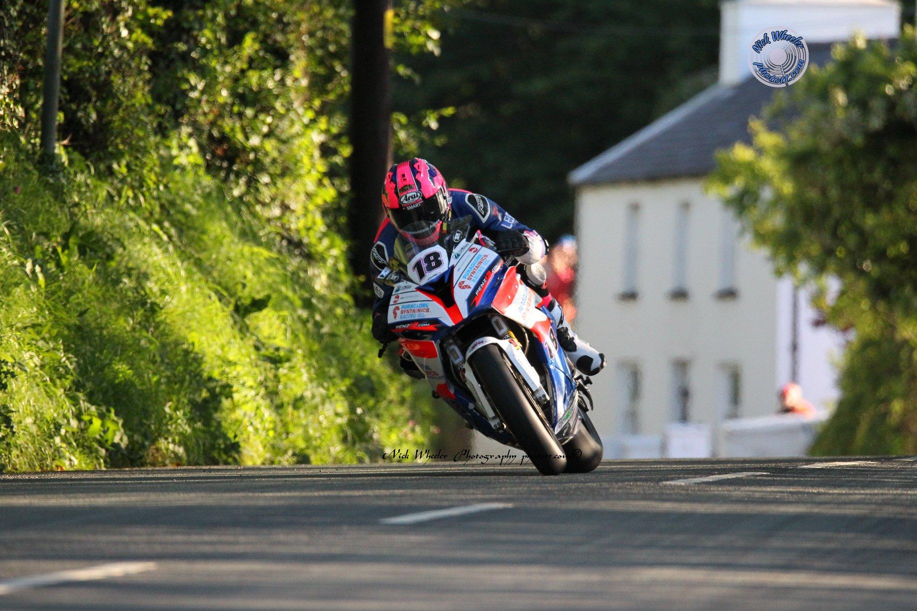 IRRC Superbike Title Winner Todd Crowned BMW Motorrad Race Trophy Champion