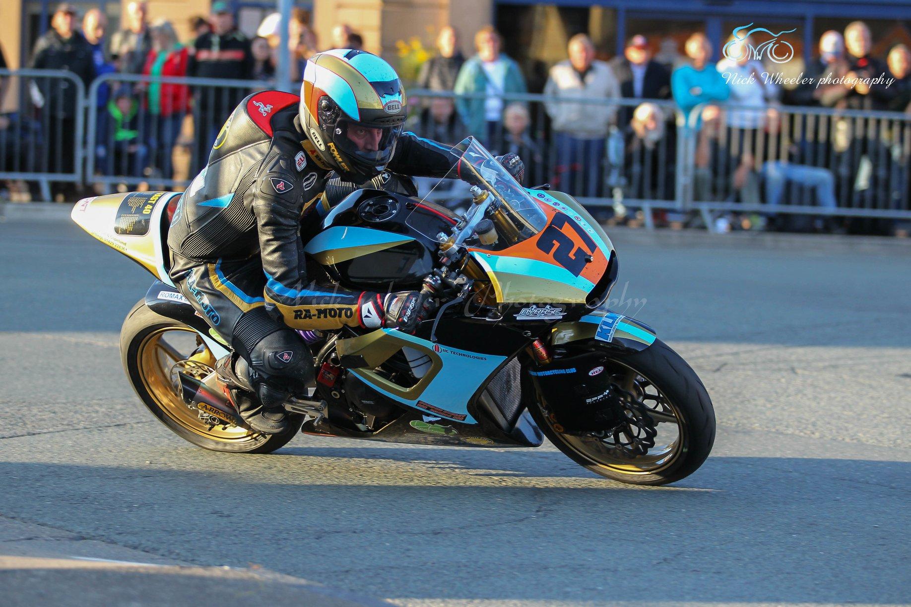 Fowler Confirms Third Manx GP Expedition