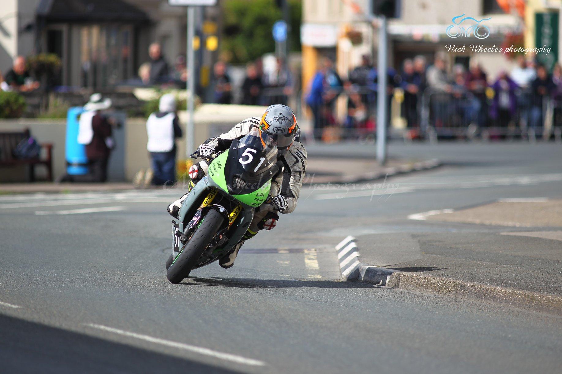 Barsby Hoping To Make Manx GP Return