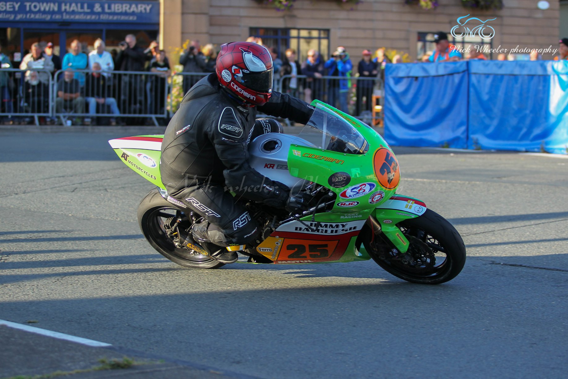 Mountain Course Stalwart Axon Aiming For 2020 Manx Grand Prix