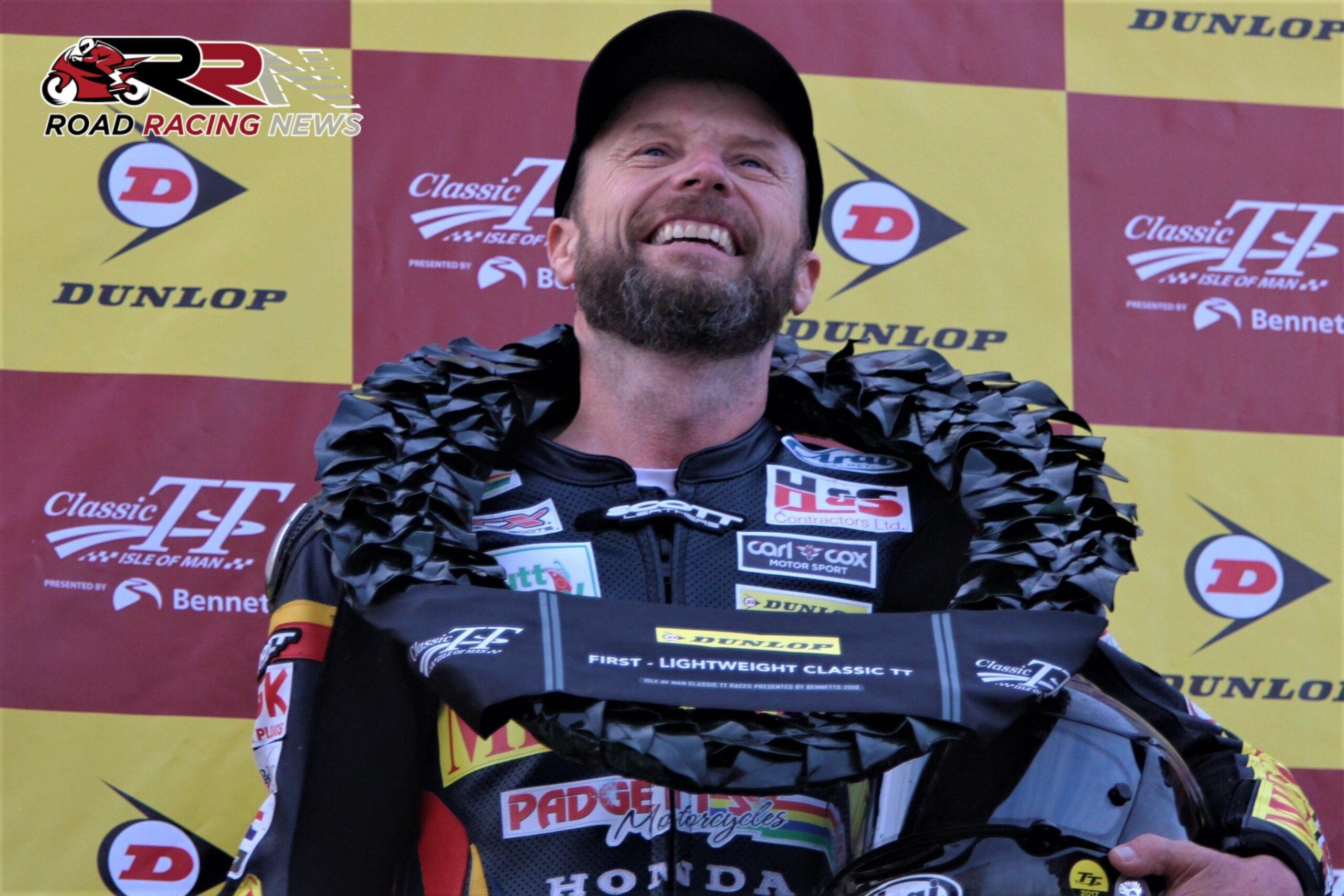 Anstey Confirms Classic TT Return