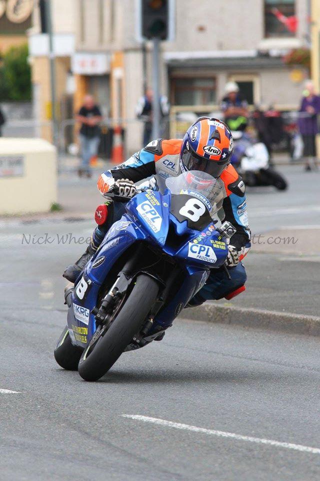 Manx GP Top 6: Richard Charlton