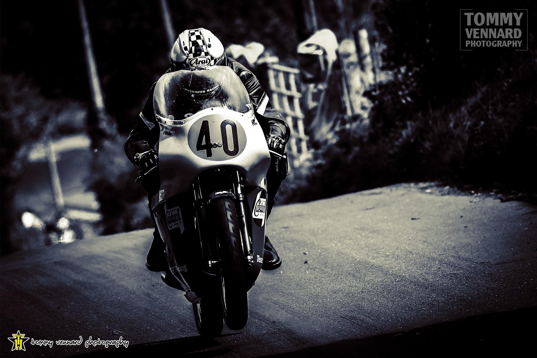Manx GP Top 6: Barry Davidson