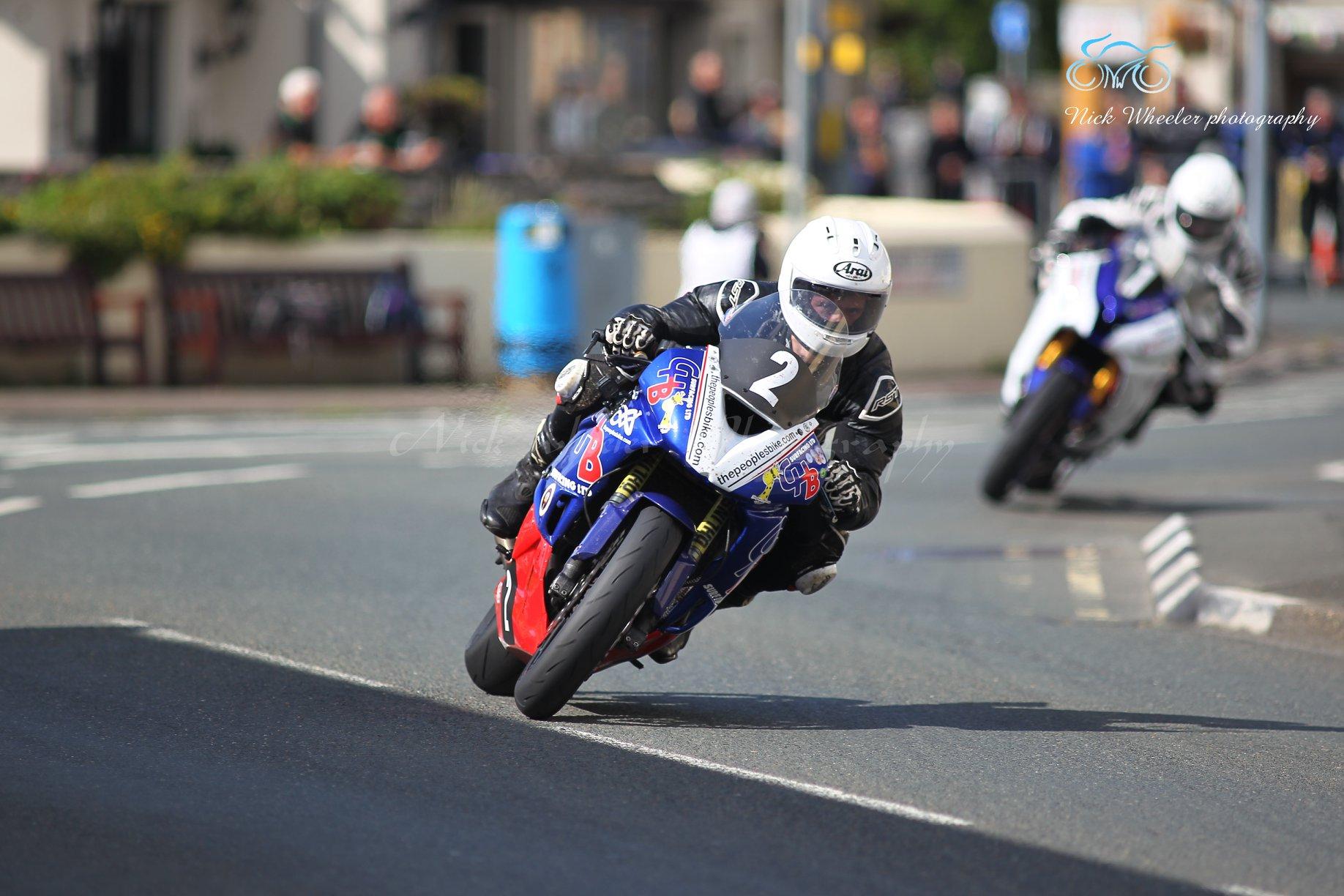 Manx GP Top 6: Stephen Parsons