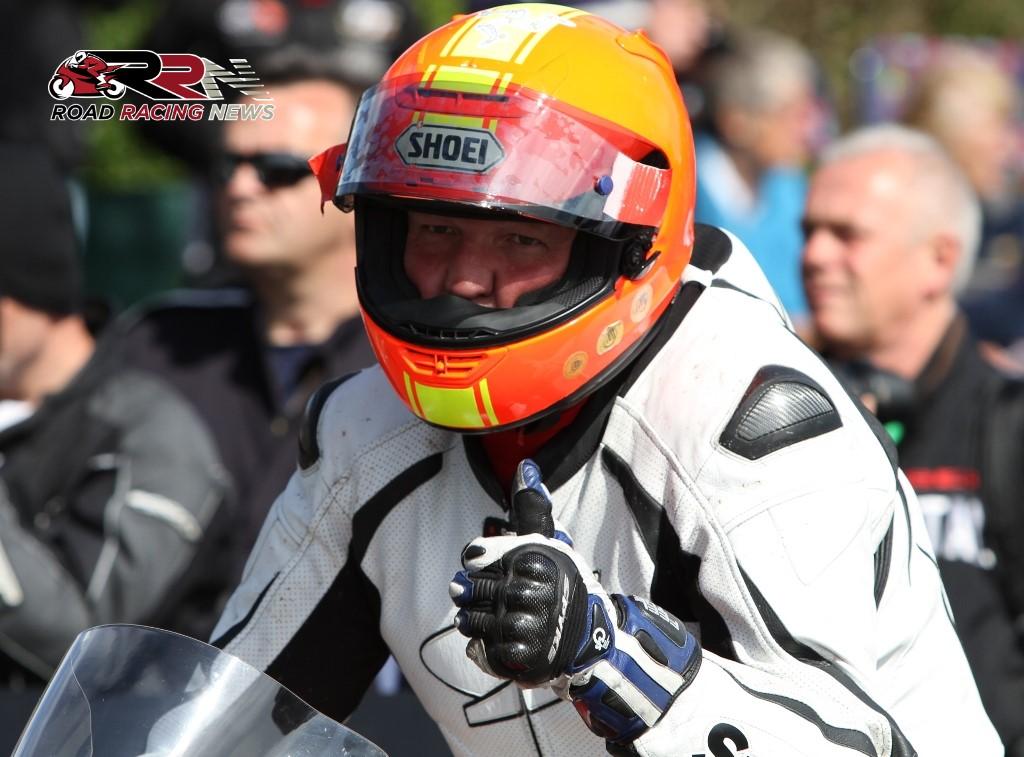 Manx GP Top 6: Rodger Wibberley