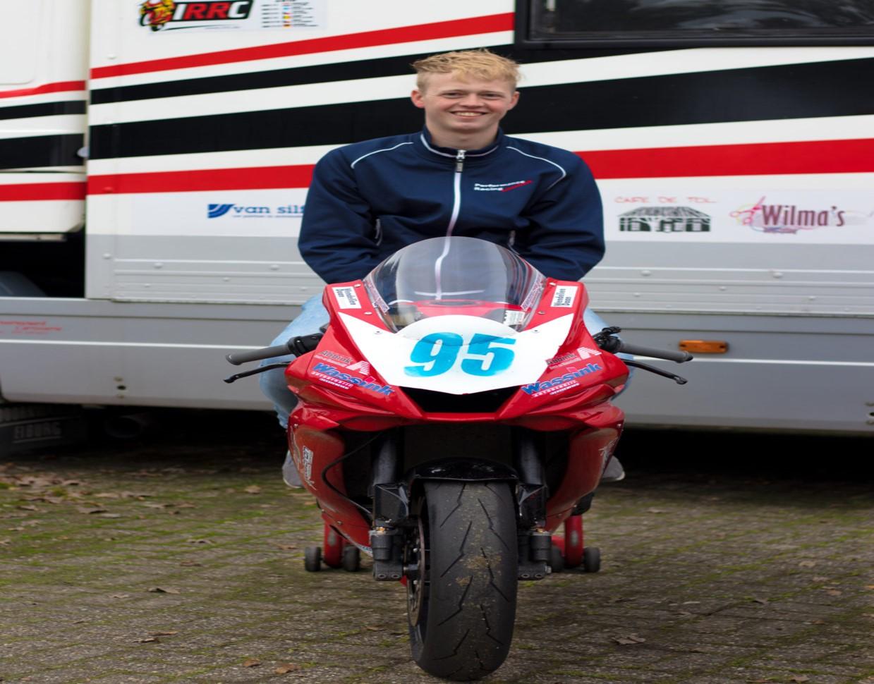 Performance Racing Achterhoek Secure Hamberg For 2020 IRRC Supersport Venture