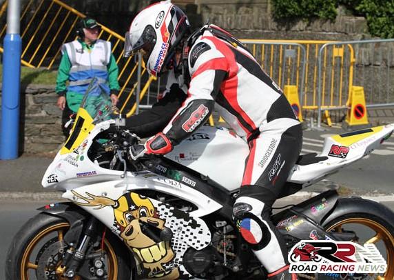 Manx GP Top 6: Kamil Holan