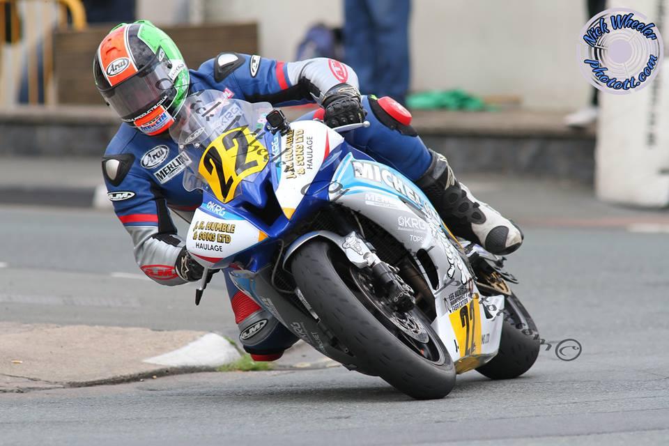 Manx GP Top 6: Wayne Humble