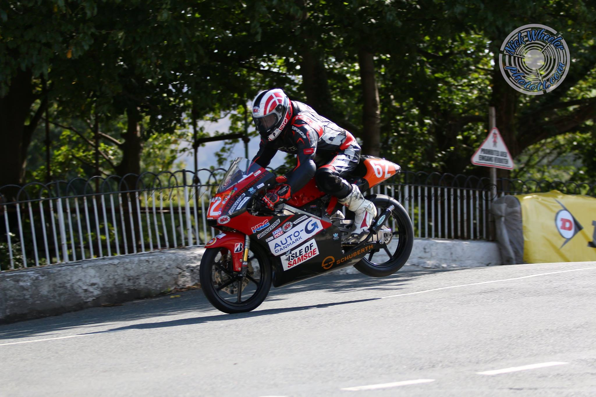 Manx GP Top 6: Carsten Svendsen