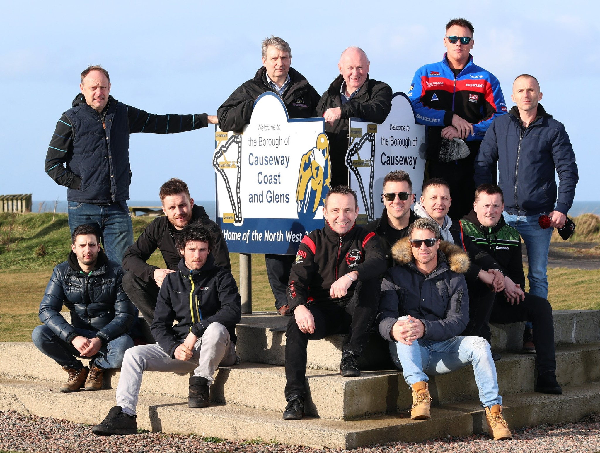 Prospective NW200 Newcomers Visit Triangle Course
