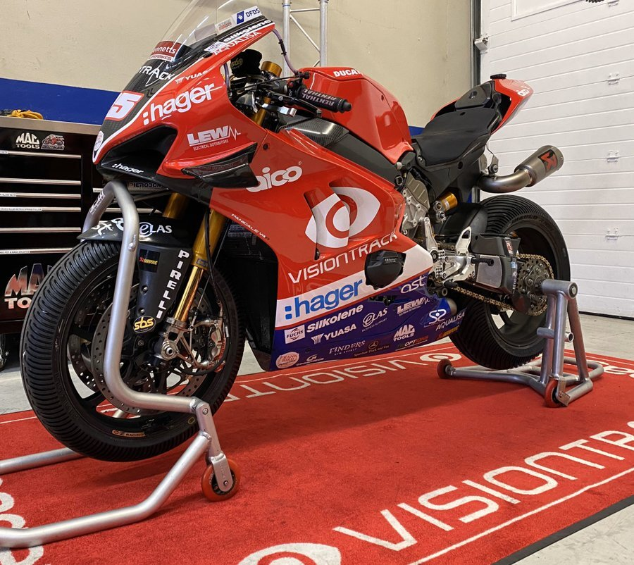 Prominent Ducati Presence Returns To TT Races With Paul Bird Motorsport And Michael Dunlop!