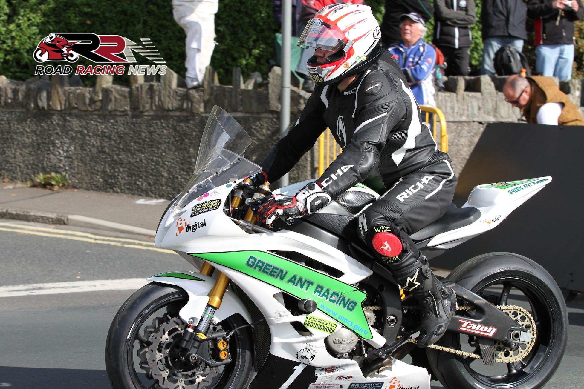 Manx GP Top 6: Anthony Redmond